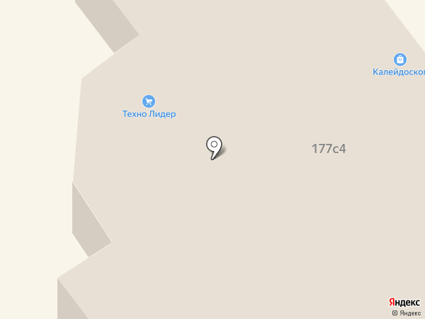 ТехноЛидер на карте Ялуторовска