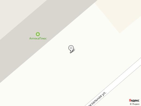 100 грамм на карте Ялуторовска