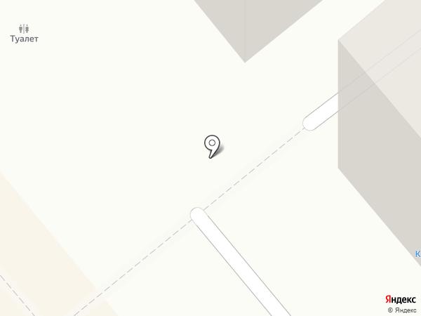 Ялуторовское станичное казачье общество на карте Ялуторовска
