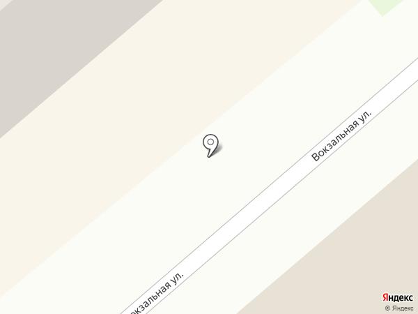 Юргамышские колбасы на карте Ялуторовска