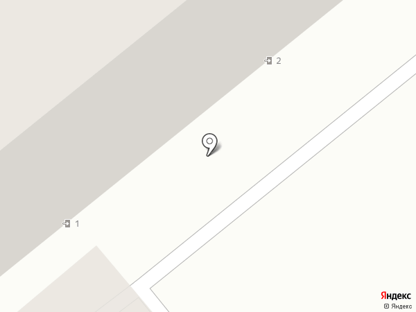 Участковый пункт полиции на карте Ялуторовска