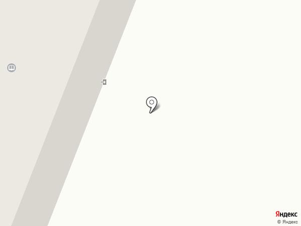 Библиотека №2 на карте Ялуторовска