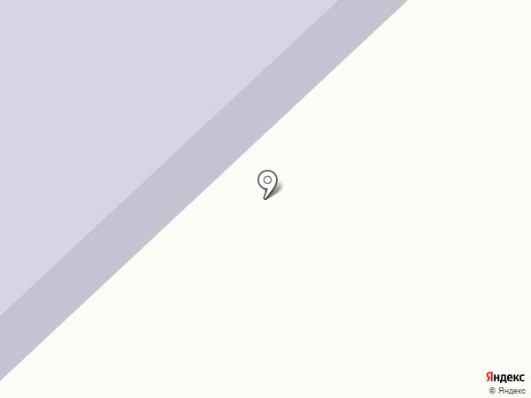 Детский сад №4 на карте Ялуторовска