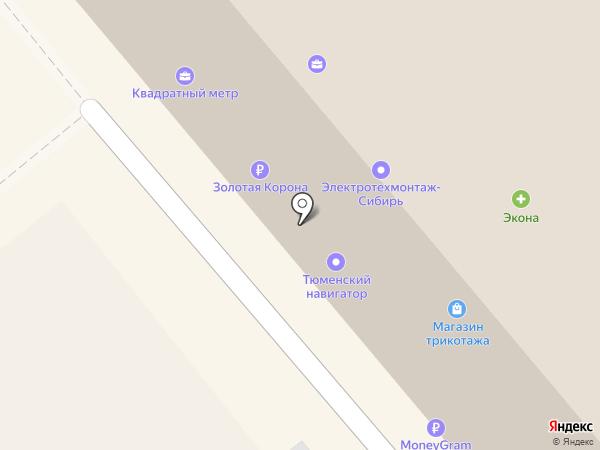 Бережная аптека на карте Ялуторовска
