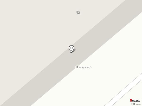 Касса №1 на карте Ялуторовска