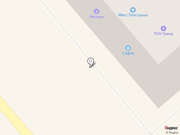 Оптика на карте Ялуторовска