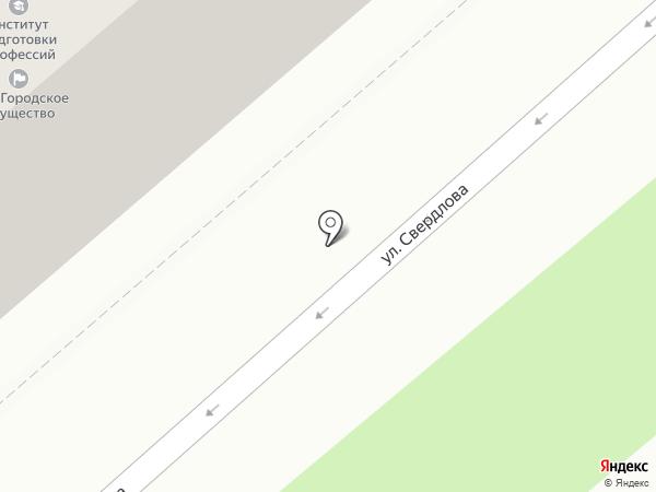 Детская школа искусств на карте Ялуторовска