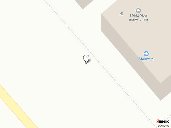 Цветочный салон на карте Ялуторовска