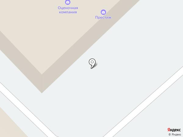 Кон-Тики на карте Ялуторовска