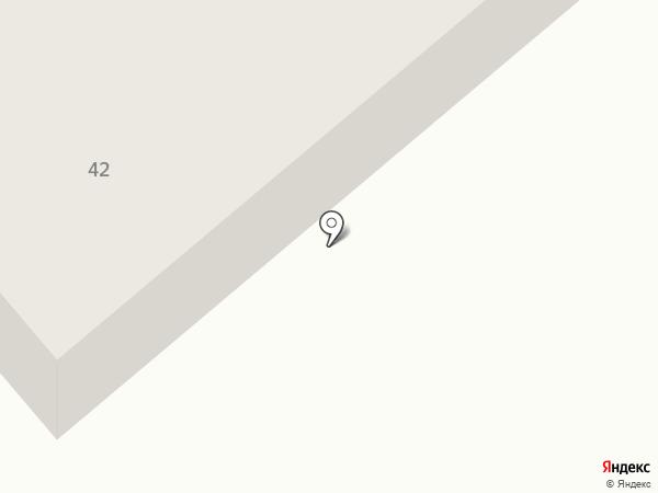 Секонд-хенд на ул. Ленина на карте Ялуторовска