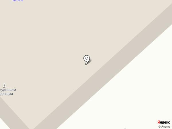 Ялуторовская жизнь на карте Ялуторовска