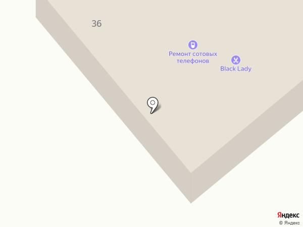 ТехноСервис на карте Ялуторовска