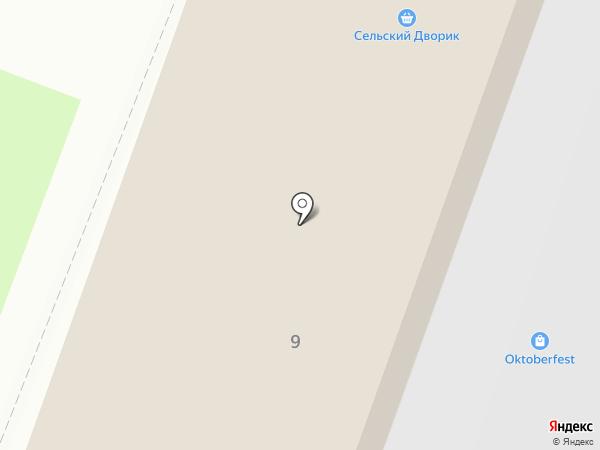 Ялуторовский автомобильный завод, ПАО на карте Ялуторовска
