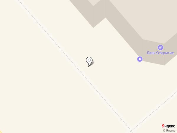 Робинзон на карте Ялуторовска