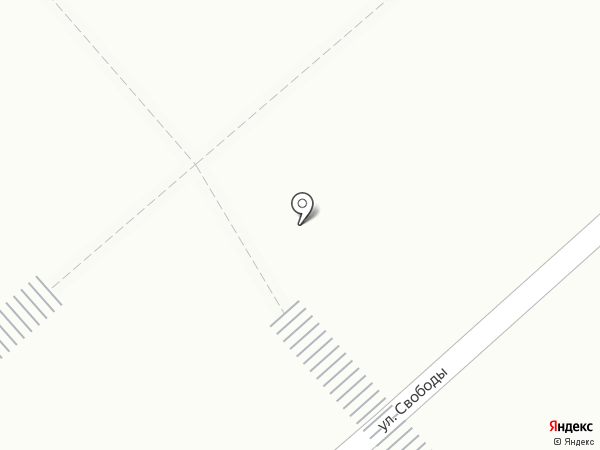 Орхидея на карте Ялуторовска