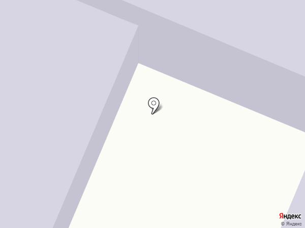Средняя общеобразовательная школа им. Декабристов на карте Ялуторовска