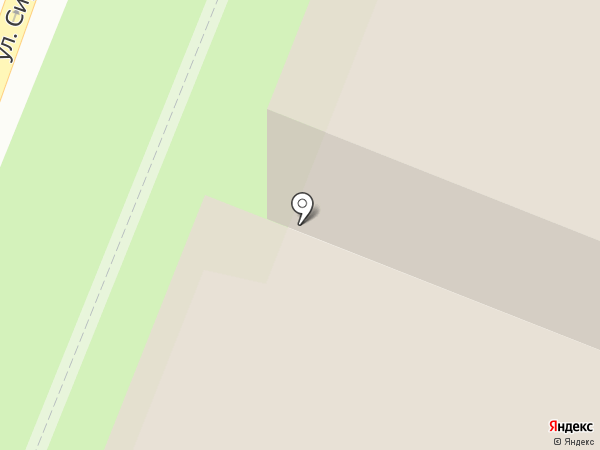 Столовая на карте Ялуторовска