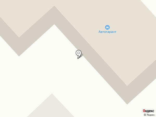 Автогарант на карте Ялуторовска