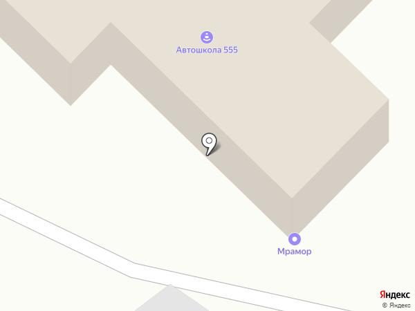 Шиномонтажная мастерская на Первомайской на карте Ялуторовска