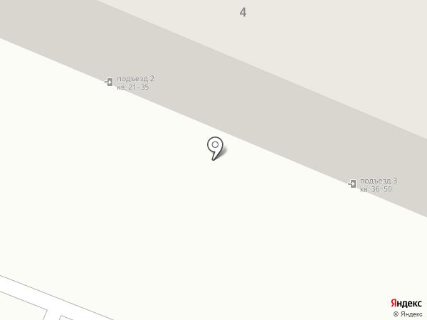 Правый берег на карте Ялуторовска