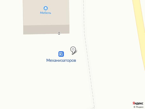Мебельный магазин на карте Заводоуковска