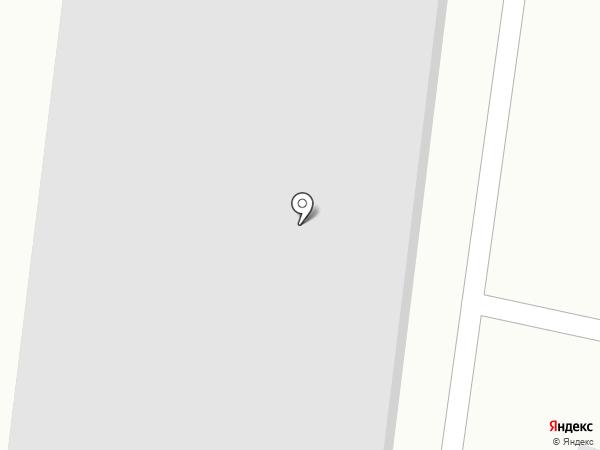 Силуэт на карте Заводоуковска