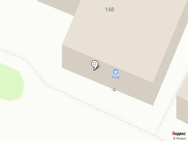 Алкоритм на карте Заводоуковска