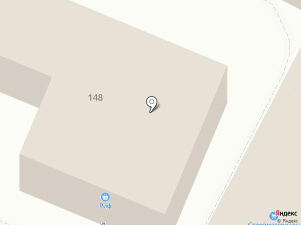 Ермак на карте Заводоуковска