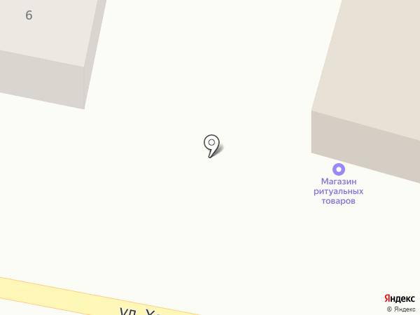 Магазин ритуальных товаров на карте Заводоуковска