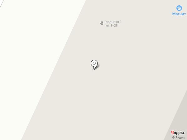 Магнит на карте Заводоуковска