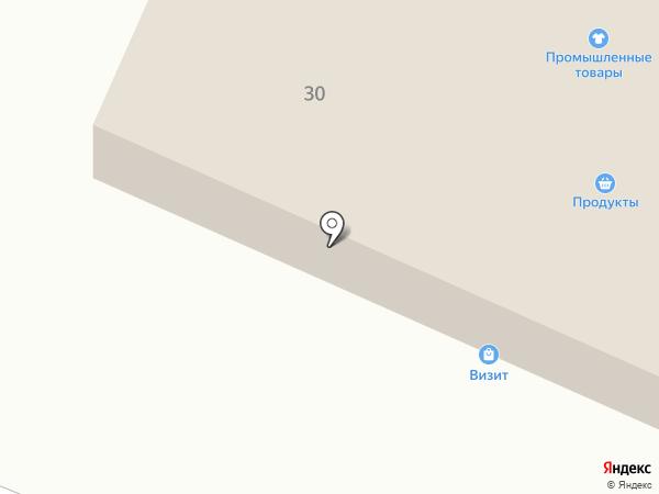 Магазин промтоваров на карте Заводоуковска