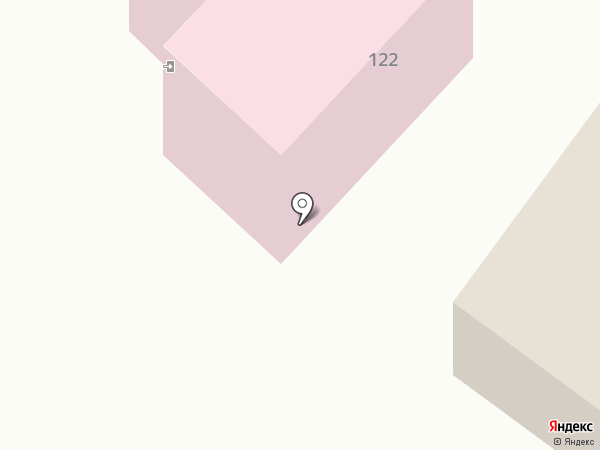 Дента на карте Заводоуковска