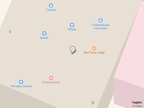 Люкс на карте Заводоуковска