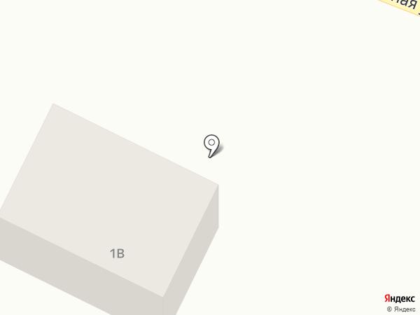 Парикмахерская на карте Заводоуковска