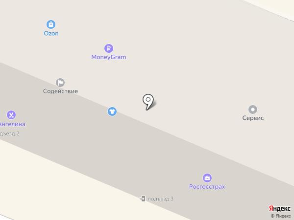 Дамское счастье на карте Заводоуковска