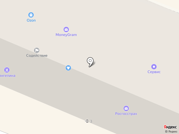 Модняшки на карте Заводоуковска