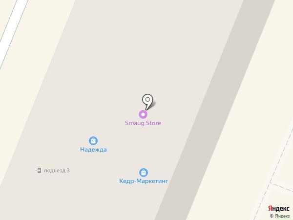 Визит на карте Заводоуковска