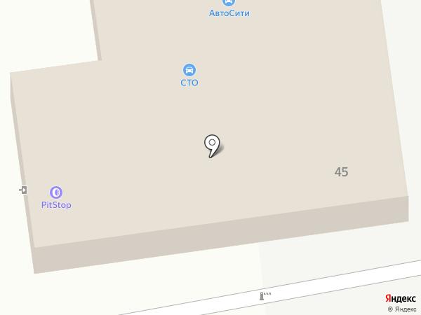 Магазин автозапчастей на карте Заводоуковска