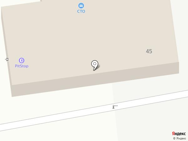 Шиномонтажная мастерская на карте Заводоуковска