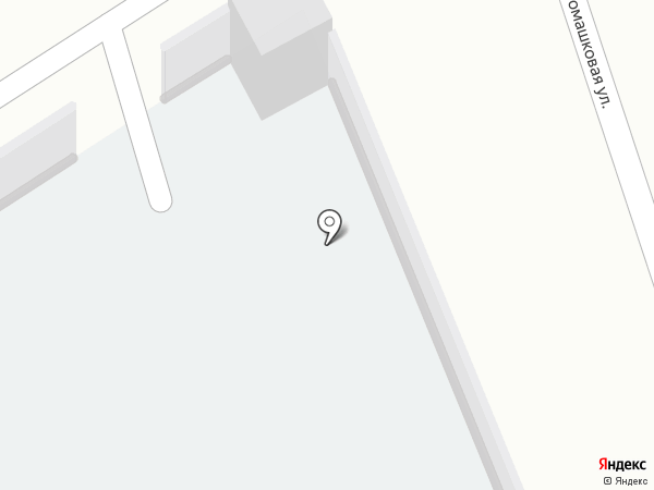 Автостоянка на карте Заводоуковска