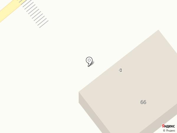 Колибри на карте Заводоуковска