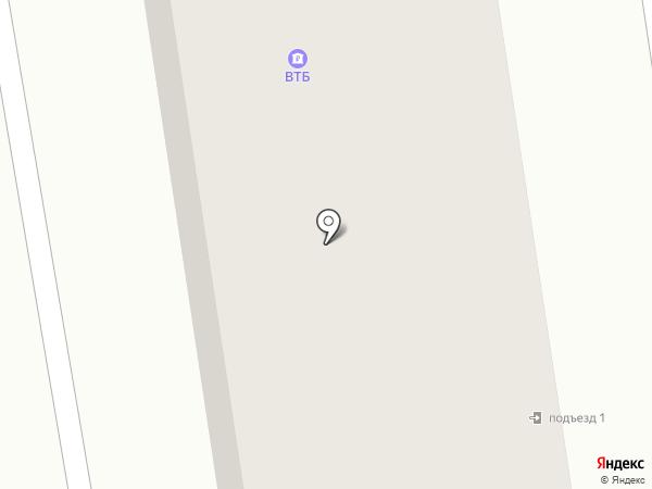 Запсибкомбанк, ПАО на карте Заводоуковска