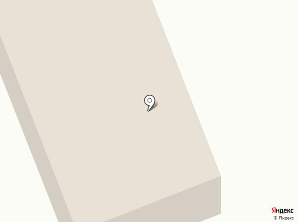Юлия на карте Тобольска