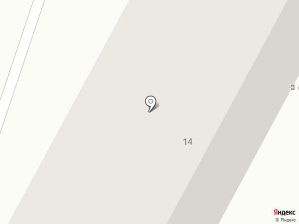 Идеал на карте Тобольска