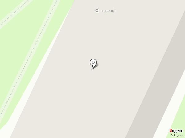 Парикмахерская на карте Тобольска