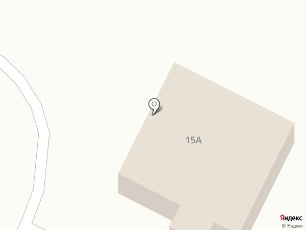 Центавр на карте Тобольска