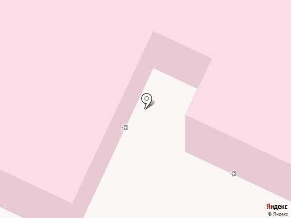Тобольская больница на карте Тобольска