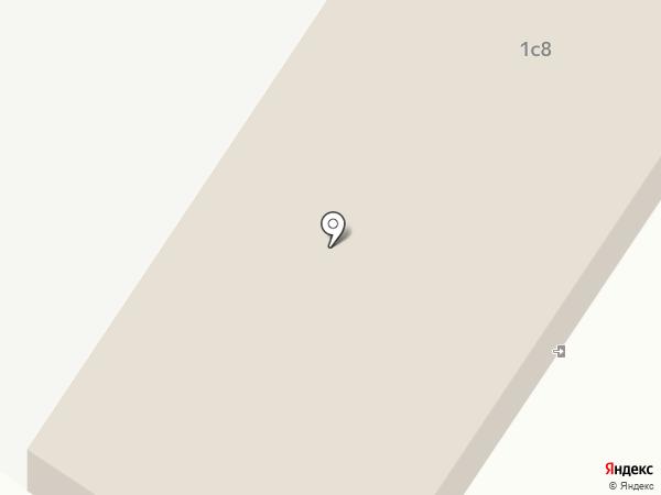 ЭК Восток на карте Тобольска