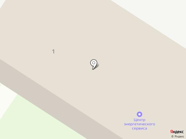 СУЭНКО на карте Тобольска