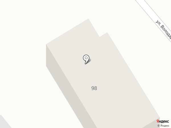 Компания по продаже и ремонту весового оборудования на карте Тобольска